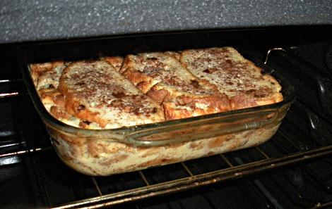 boozy baked french toast # sundaysupper recipe yummly boozy baked