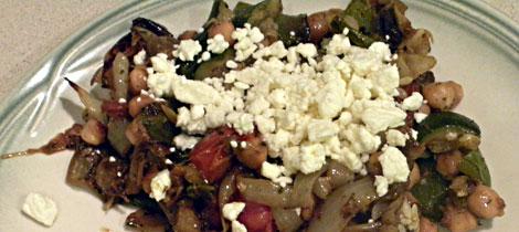 roasted vegetables - serifandspice.wordpress.com